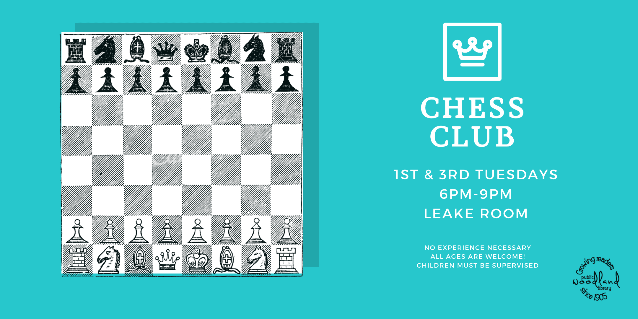 Chess Club 2020 Event