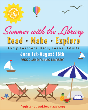 Summer with the Library