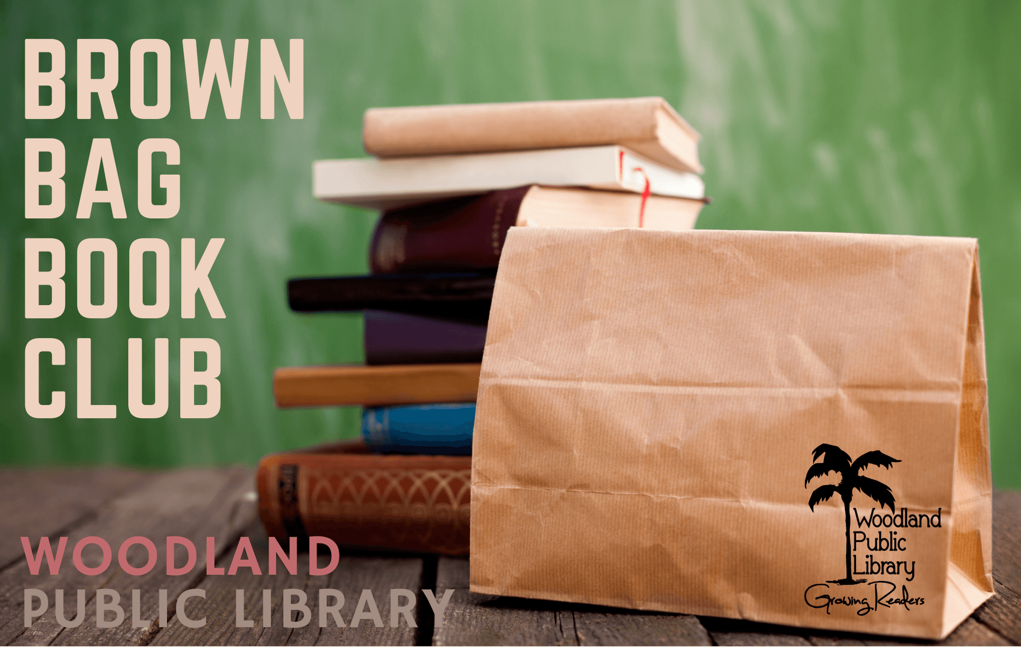 Brown Bag Book Club goes virtual